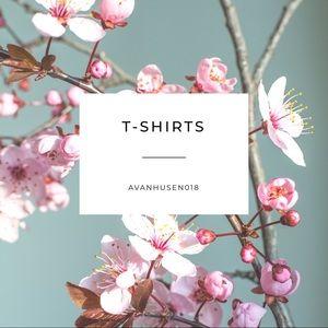 Tops - Short sleeved